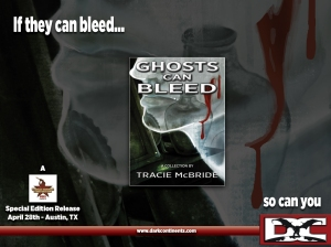 Ghosts Can Bleed ad