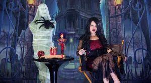 female horror writer