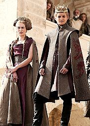 Lannister, Joffrey and Cersei 1x10-01